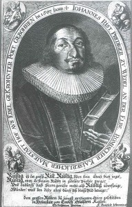 Johann Rist um 1651