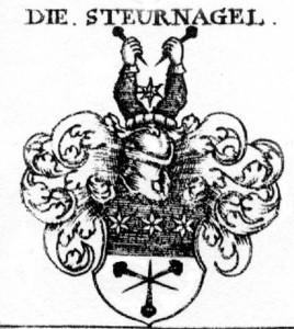 Steuernagel-Wappen; aus Siebmacher, Speyer RKG