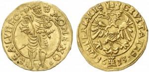 Münze Statius W. 1613
